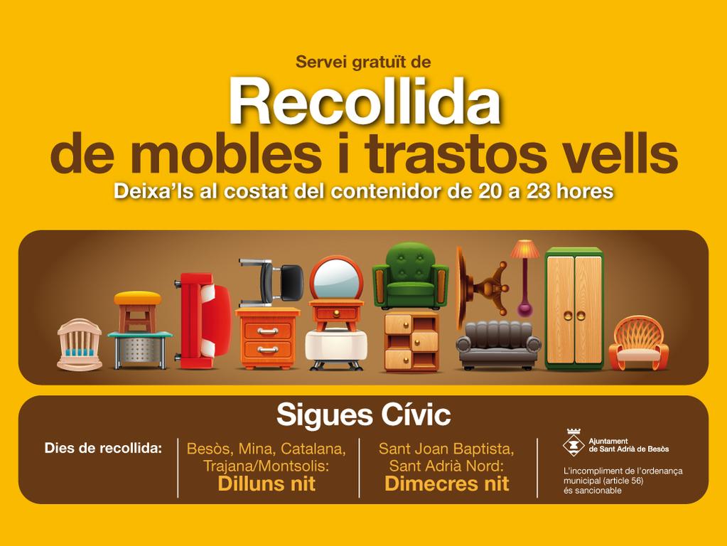 Ayuntamiento Madrid Recogida Muebles : Recogida muebles bilbao with