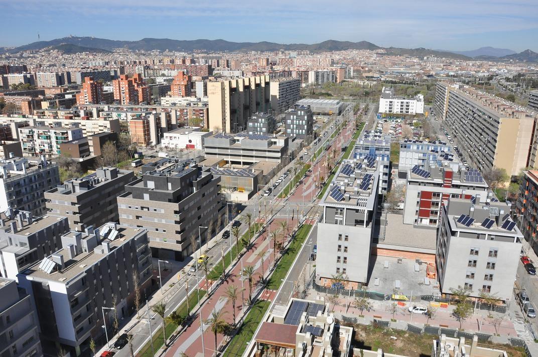 Barrio De La Mina